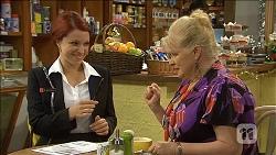 Rhiannon Bates, Sheila Canning in Neighbours Episode 6777
