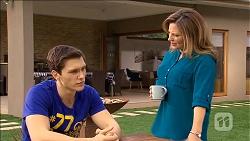 Josh Willis, Terese Willis in Neighbours Episode 6777