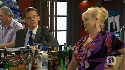 Paul Robinson, Sheila Canning in Neighbours Episode 6778