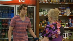 Mason Turner, Sheila Canning in Neighbours Episode 6778