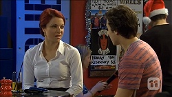 Rhiannon Bates, Mason Turner in Neighbours Episode 6778