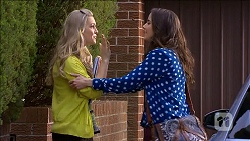 Georgia Brooks, Kate Ramsay in Neighbours Episode 6778