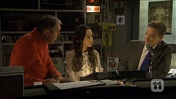Karl Kennedy, Imogen Willis, Paul Robinson in Neighbours Episode 6778