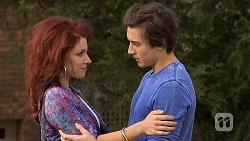 Rhiannon Bates, Mason Turner in Neighbours Episode 6779