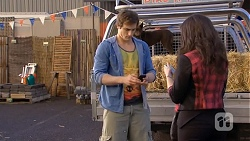 Kyle Canning, Kate Ramsay in Neighbours Episode 6779