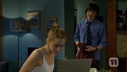 Gemma Reeves, Bailey Turner in Neighbours Episode 6779