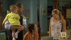 Nell Rebecchi, Toadie Rebecchi, Sonya Mitchell, Georgia Brooks in Neighbours Episode 6780