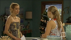 Gemma Reeves, Georgia Brooks in Neighbours Episode 6780