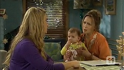Georgia Brooks, Nell Rebecchi, Sonya Mitchell in Neighbours Episode 6780