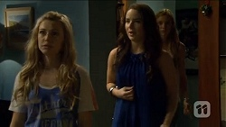 Georgia Brooks, Kate Ramsay, Gemma Reeves in Neighbours Episode 6781