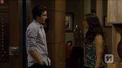 Mason Turner, Kate Ramsay in Neighbours Episode 6781