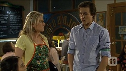 Lauren Turner, Mason Turner in Neighbours Episode 6781