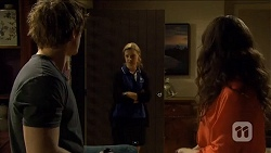 Kyle Canning, Georgia Brooks, Kate Ramsay in Neighbours Episode 6781