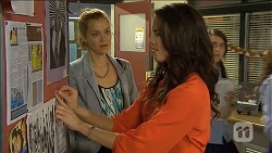 Gemma Reeves, Kate Ramsay in Neighbours Episode 6782