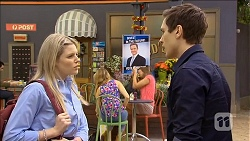 Amber Turner, Josh Willis in Neighbours Episode 6782
