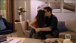 Ruby Knox, Josh Willis in Neighbours Episode 6782
