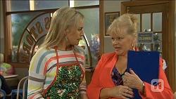 Lauren Turner, Sheila Canning in Neighbours Episode 6783