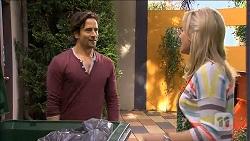 Brad Willis, Lauren Turner in Neighbours Episode 6783