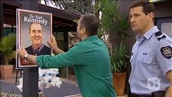 Karl Kennedy, Matt Turner in Neighbours Episode 6783