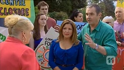 Sheila Canning, Terese Willis, Karl Kennedy in Neighbours Episode 6783