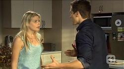 Amber Turner, Josh Willis in Neighbours Episode 6783