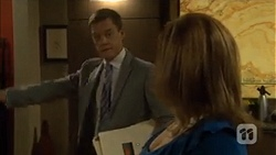 Paul Robinson, Terese Willis in Neighbours Episode 6783