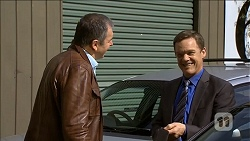 Karl Kennedy, Paul Robinson in Neighbours Episode 6784