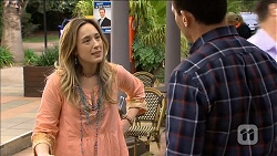 Sonya Mitchell, Matt Turner in Neighbours Episode 6784