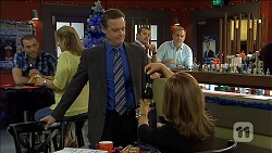 Paul Robinson, Toadie Rebecchi, Karl Kennedy, Terese Willis in Neighbours Episode 6784