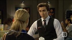 Georgia Brooks, Mason Turner in Neighbours Episode 6785