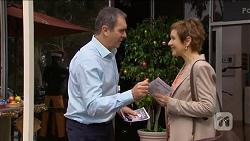 Karl Kennedy, Susan Kennedy in Neighbours Episode 6785