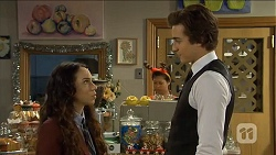 Imogen Willis, Mason Turner in Neighbours Episode 6785