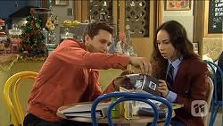 Josh Willis, Imogen Willis in Neighbours Episode 6785