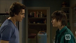 Mason Turner, Bailey Turner in Neighbours Episode 6785