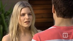 Amber Turner, Josh Willis in Neighbours Episode 6788