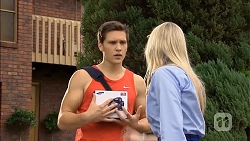 Josh Willis, Amber Turner in Neighbours Episode 6789