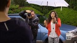 Josh Willis, Photographer, Ruby Knox in Neighbours Episode 6789