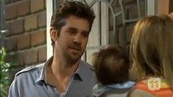 Jacob Holmes, Elliott Holmes, Sonya Mitchell in Neighbours Episode 6789