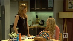 Gemma Reeves, Georgia Brooks in Neighbours Episode 6790