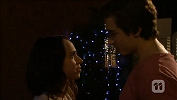 Imogen Willis, Mason Turner in Neighbours Episode 6790