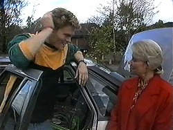 Adam Willis, Helen Daniels in Neighbours Episode 1268