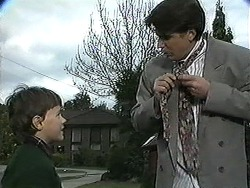 Toby Mangel, Joe Mangel in Neighbours Episode 1269
