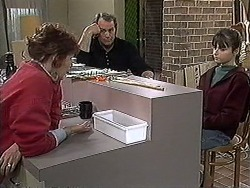 Pam Willis, Doug Willis, Cody Willis in Neighbours Episode 1269