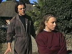 Matt Robinson, Gemma Ramsay in Neighbours Episode 1270