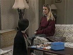 Kerry Bishop, Melissa Jarrett in Neighbours Episode 1270