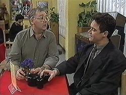 Harold Bishop, Paul Robinson in Neighbours Episode 1270