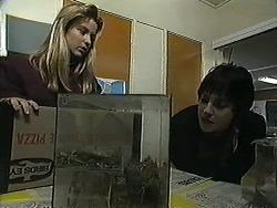 Melissa Jarrett, Kerry Bishop in Neighbours Episode 1270