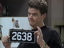 Paul Robinson in Neighbours Episode 1270