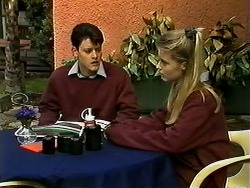 Josh Anderson, Melissa Jarrett in Neighbours Episode 1271