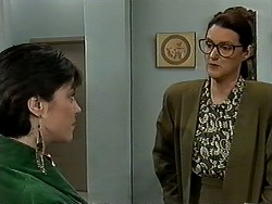 Kerry Bishop, Dorothy Burke in Neighbours Episode 1271